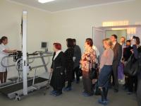 В октябре Совет пациентов прошел с участием главного врача КЦМР